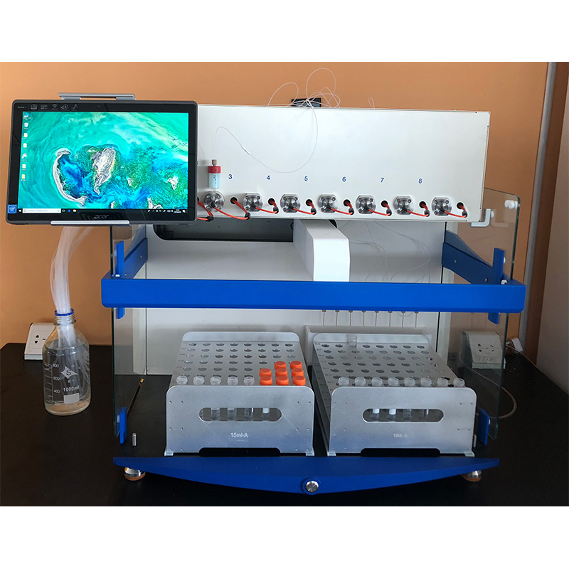 New Generation of Purilad High-Throughput Protein Purifier for Duoning was Officially Launched